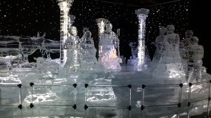 Ice Full Nativity