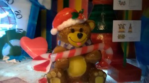 Ice Teddybear