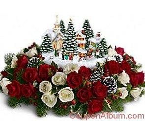 thomas-kinkades-old-fashioned-christmas 2011
